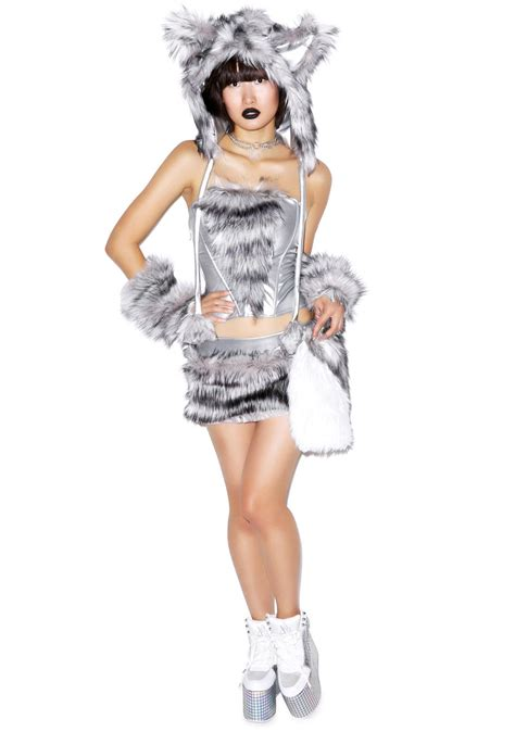 j wolf costume j big bad wolf costume dolls kill