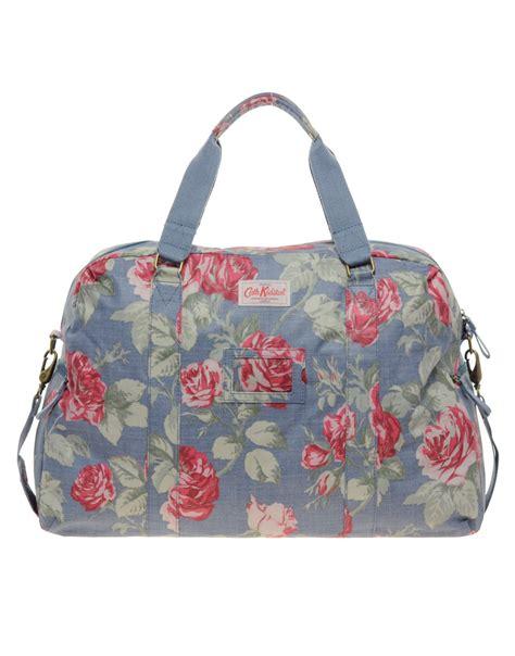 Cath Kidston Travel Bag cath kidston travel bag in blue lyst