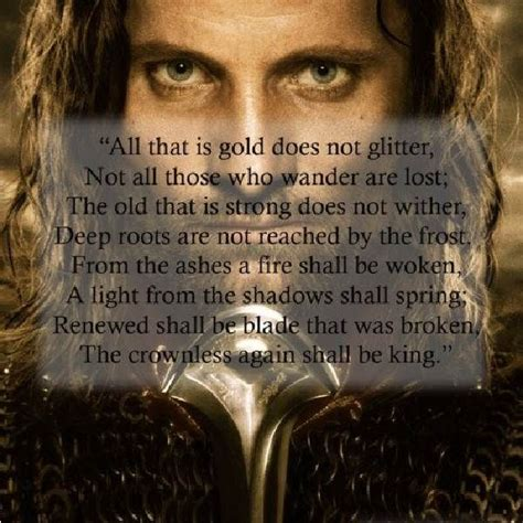best lord of the rings quotes lord of the rings