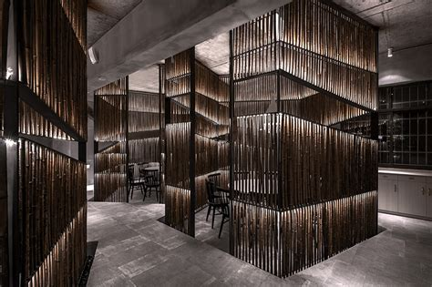 yiduan shanghai interior design sets up a restaurant from