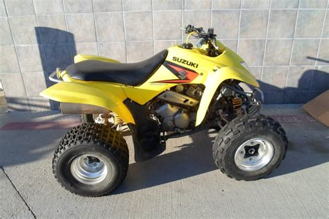 2005 Suzuki Atv 2005 Suzuki 400 Vehicles For Sale