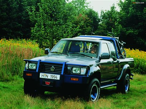 volkswagen taro 4wd extended cab 1994 97 pictures 1280x960