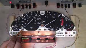 e39 540i instrument cluster pixels fixed youtube