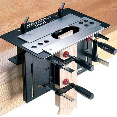 woodworking mortise trend 174 mortise tenon jig router table table saw and