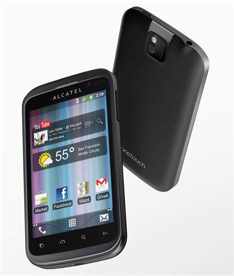 Alcatel One Touch Smart alcatel one touch smart 991d z 225 kladn 233 info