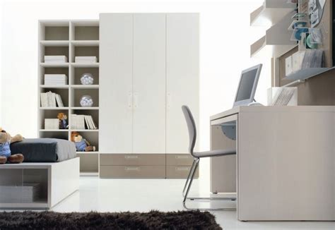 modern kids bedroom 13 cool kids bedrooms letti singoli collection from di liddo perego digsdigs