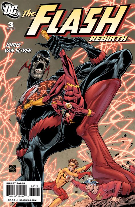 the flash vol 4 running scared rebirth image the flash rebirth official cover issue 3 2 jpg