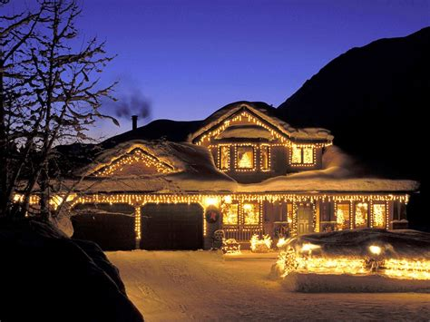 lights in a house outdoor christmas lights ideas designwalls com