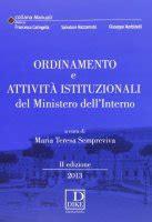 concorsi pubblici ministero interno libri su concorsi pubblici brocardi it