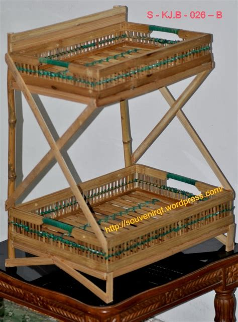 Jual Keranjang Parcel Bali jual aneka keranjang parcel bertingkat dari bahan bambu