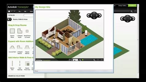 House Styler by Autodesk Homestyler Share Your Design Youtube