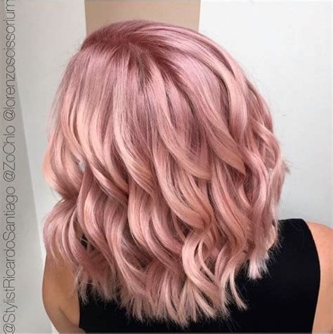 is rose gold haircolor the same as strawberry blonde haircolor if you want to see more follow me pinterest style life