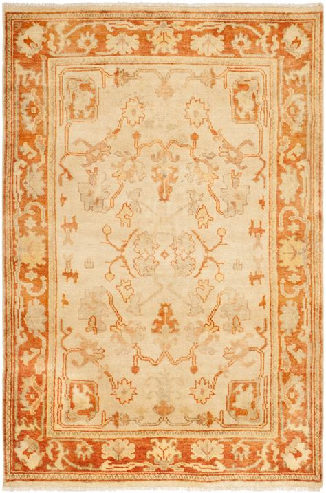 Safavieh Carpets by Rug Osh122a Oushak Area Rugs By Safavieh
