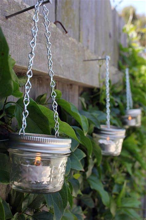 mason jar lights    ideas diy