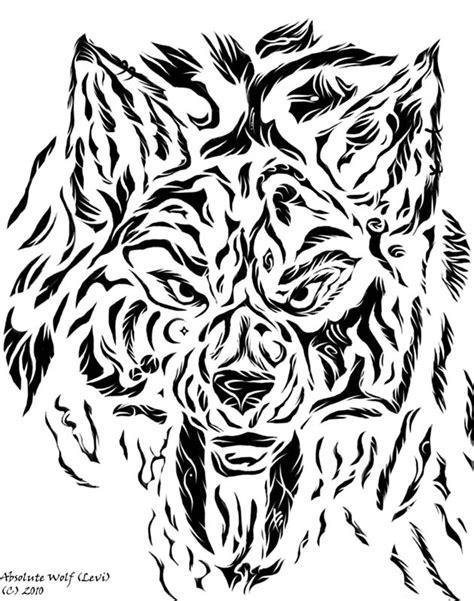 dire wolf tattoo iberian wolf