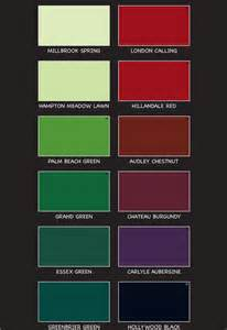 european colors dorothy draper carleton varney collection paints
