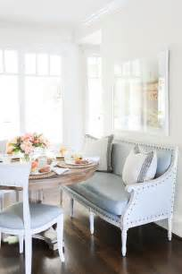 Dining Room Settee Decorology Dining Rooms That Are Also Comfortable