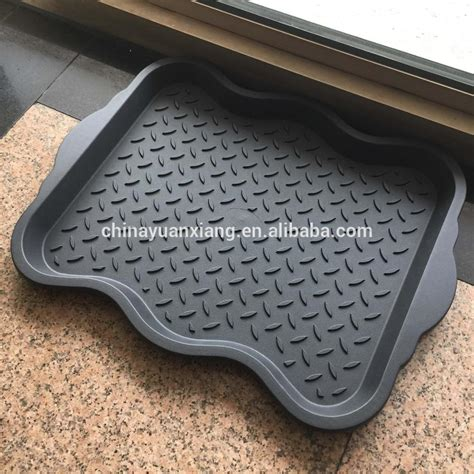 Shoe Mat Walmart by Plastic Shoes Tray In Shape Foot View Plastic Shoes Tray