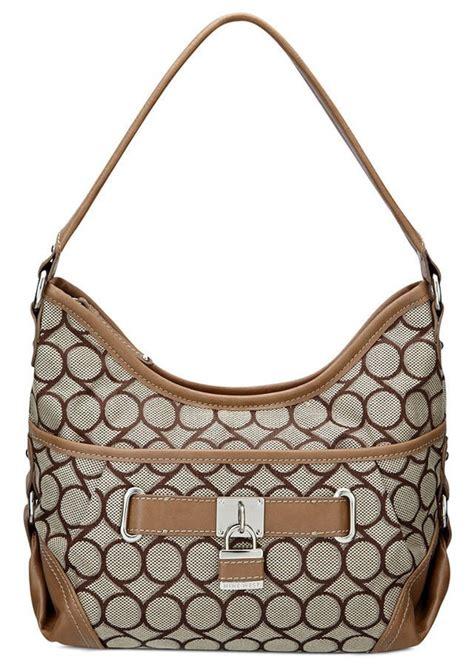 9 Nine West Handbags by Nine West Handbag 9 Jacquard Small Hobo Shop It To Me