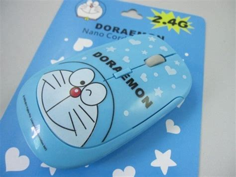 Keyboard Wireless Doraemon doraemon wireless mouse 2011 new free shipping 10pcs