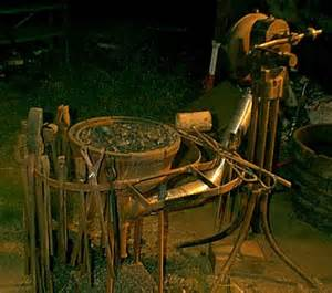 Backyard Blacksmithing by 118 Best Ideas About Blacksmith Forge On Forged Knife Pots And Propane Forge