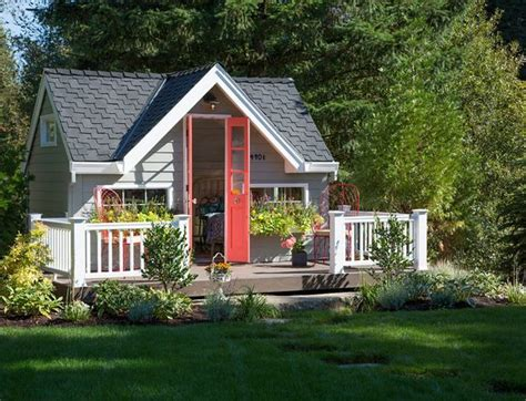 small house for kids backyard escapes unusual homes pinterest