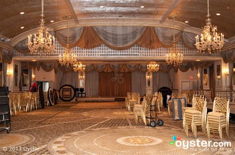 Oyster Chandelier Have A Ball 7 Gorgeous Ballrooms For Grand Galas Oyster Com