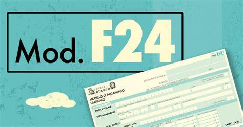 Pagare F24 In Banca by F24 Pagabile In Banca Posta Anche Oltre I 1 000 00