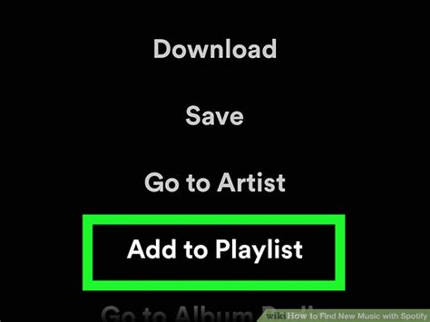 How To Find S Profiles On Spotify How To Find New With Spotify 13 Steps With Pictures