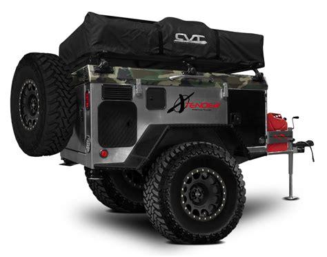 jeep offroad trailer defconbrix vmi offroad ox the build custom