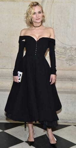 Best Dressed Of The Week Diane Kruger At Haute Couture Fashion Week by Tops In Things To Do In Ky