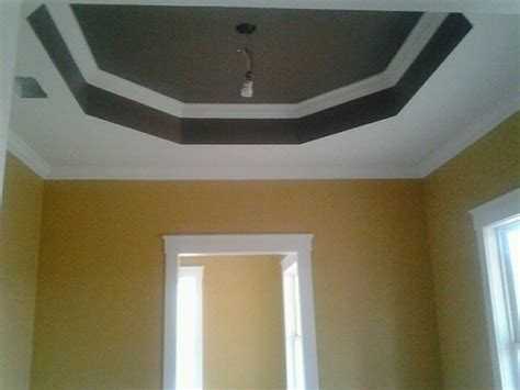 the dining room mink from sherwin williams is the color for the tray ceiling dining room