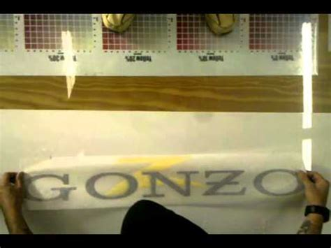 installing boat lettering how to install boat lettering or vinyl graphics youtube
