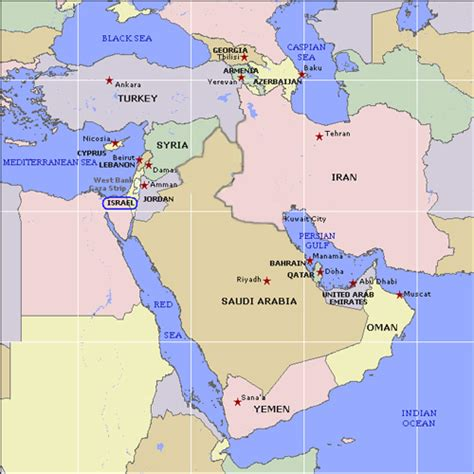 middle east map future the new middle east an uncertain future cipe