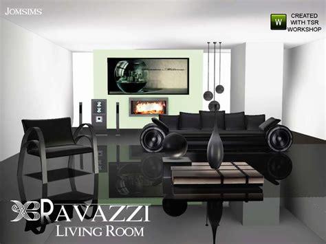Sims 2 Living Room Sets Jomsims Ravazzi Livingroom