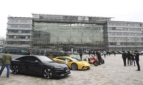 audi offices plants  germany raided  prosecutors  vw diesel scandal