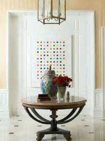 Circular Entryway by 25 Best Ideas About Round Foyer Table On Pinterest