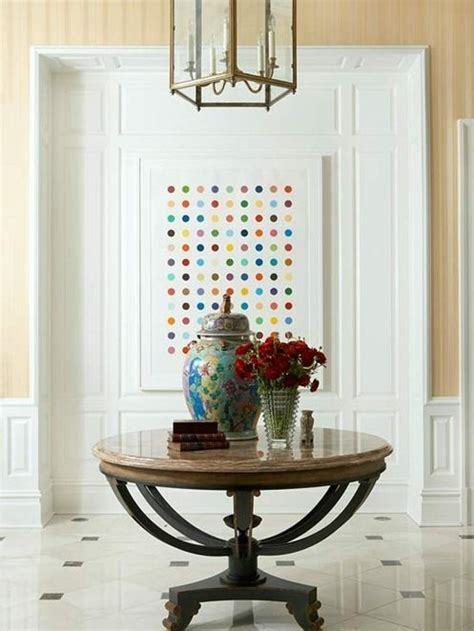 circular entryway best 25 round entry table ideas on pinterest entryway