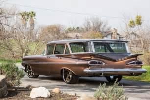 1959 Chevrolet Station Wagon Clifford Mattis 1959 Chevy Station Wagon