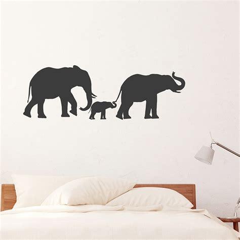 wandtattoo elefantenfamilie kinderzimmer wandtattoo elefantenfamilie reuniecollegenoetsele