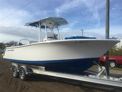 sportsman boats used for sale 2012 used sportsman boats 231 heritage center console