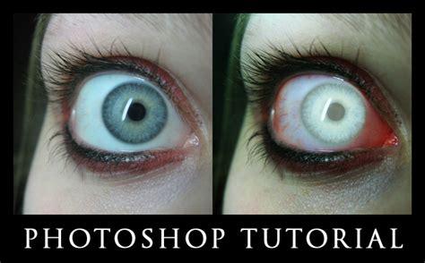 zombie eye tutorial zombie eyes tutorial by cutspring on deviantart