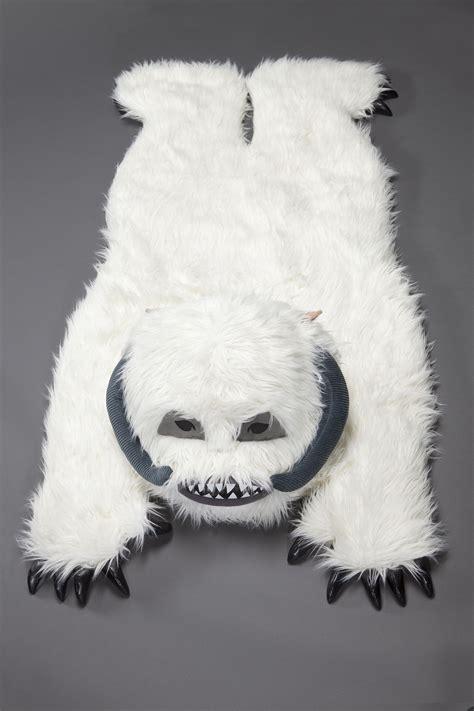wookie skin rug wa plush throw rug can keep you warm on hoth