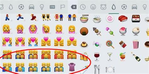 emoji whatsapp yang bisa bergerak reaksi murka aa gym terkait line dan emoji whatsapp dukung