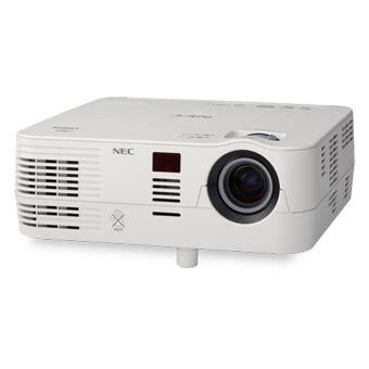Proyektor Nec Ve 281 G np ve281x 2800 lumen high brightness mobile projector