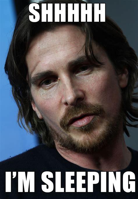 Christian Bale Meme - christian bale batman body memes
