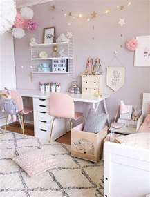 Toddler Bed With Storage Underneath A Scandinavian Style Shared Girls Room By Kids Interiors