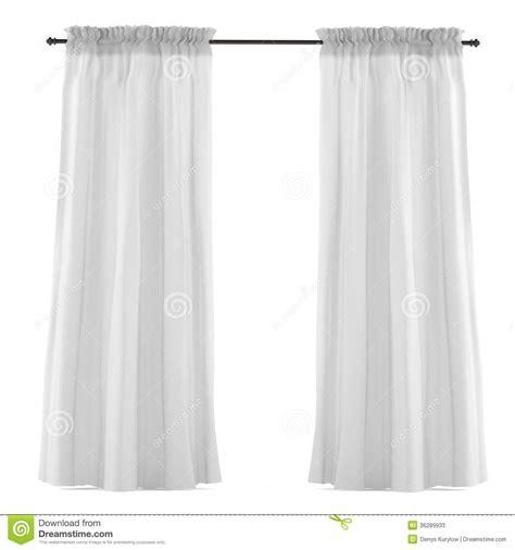 drapery com white grey curtain isolated stock photos image 36289933