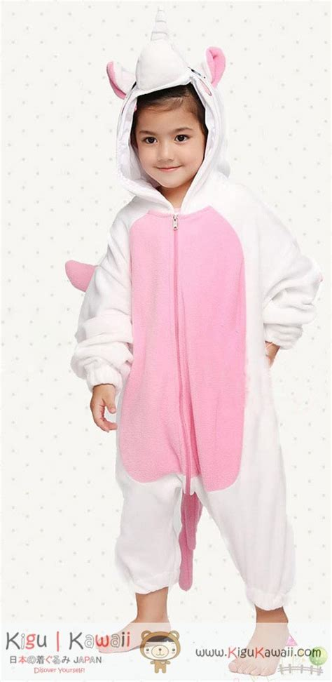 Cp Unicorn Pink Pajamas Pm pink unicorn animal kigurumi onesie fast free