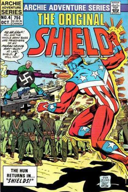 buying and selling comic books for profit a collector s perspective books original shield covers